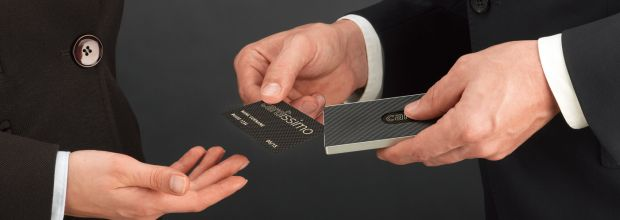 cardissimo® carbon business cards and cases